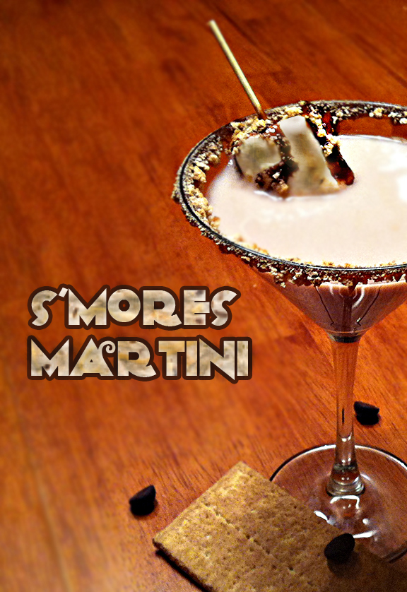 S'mores Martini Recipe