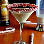 Peppermint Mocha White Russian Martini