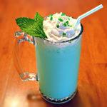 Boozy Shamrock Shake