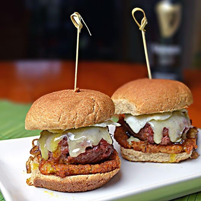 Corned Beef Hash Sliders