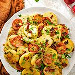 German Potato Salad (Kartoffelsalat)