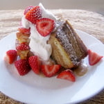 Brown Sugar Carramel French Toast