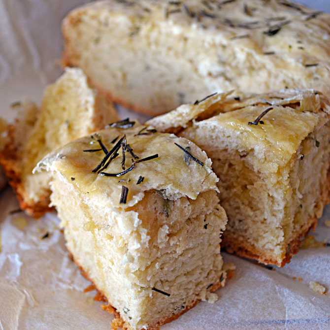 Gluten-Free Rosemary Olive Cocktail Loaves Recipes — Dishmaps