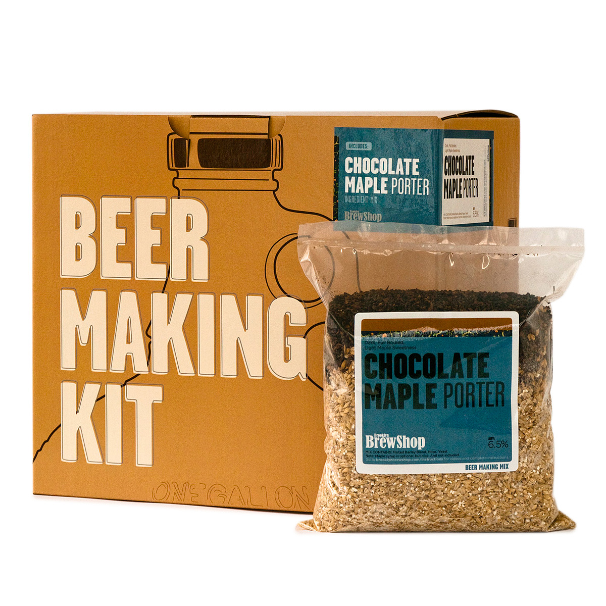 There's nothing more rewarding to a beer-loving dad than brewing his own!  This all-inclusive Beer Making Kit makes it easier than ever to get started as a homebrewer.  With options that range from porters to pale ales, Dad can learn the art of creating his favorite cold ones in only 4 weeks. Get it here for only $40.00!