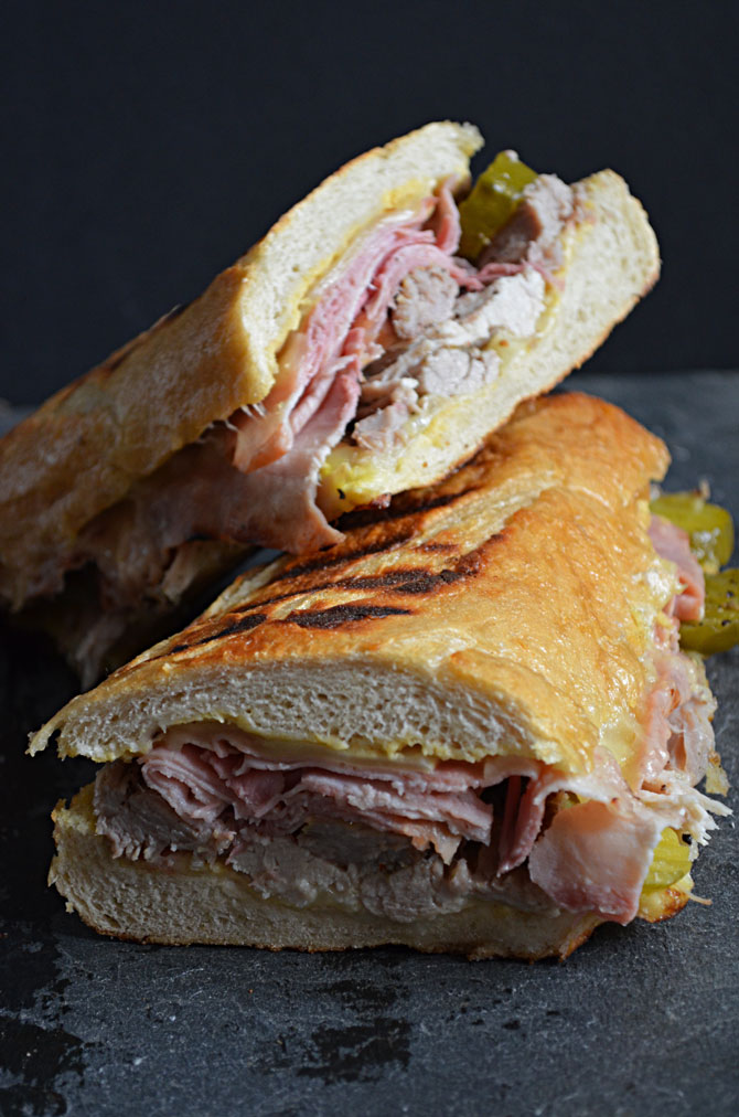 Crock Pot, Pork, Ham, Cuban, Summer, Easy, Party, Meal, Pickles,