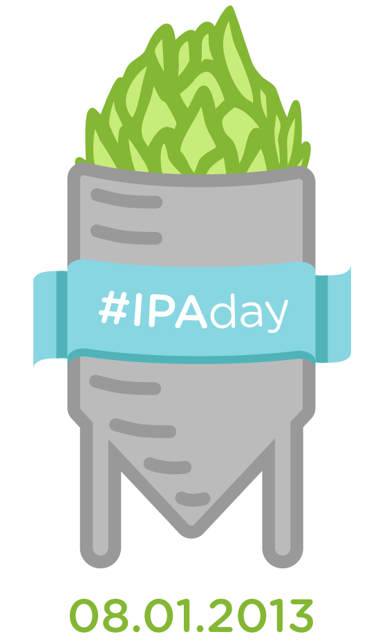 IPA day logo