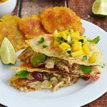 Jamaican Jerk Chicken Quesadillas