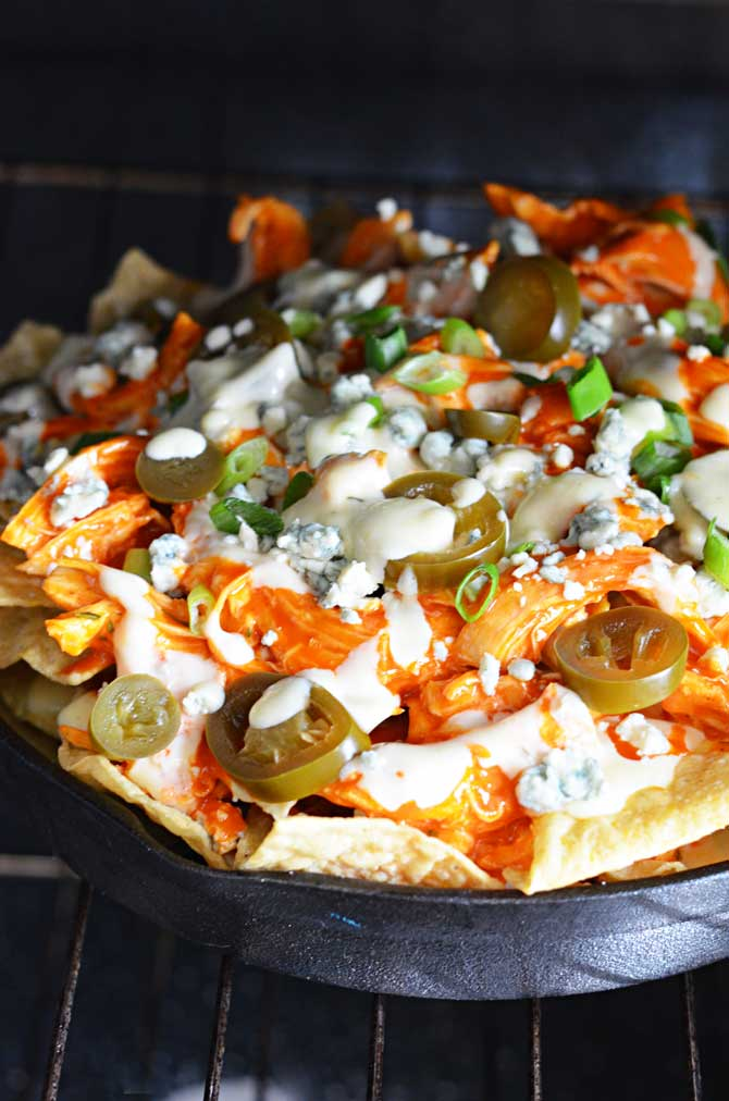 this be any more perfect for football season Shredded buffalo chicken