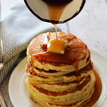 Fluffy Old Fashioned Pancakes