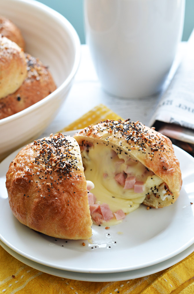 Freezer-Friendly Everything Bagel Bombs