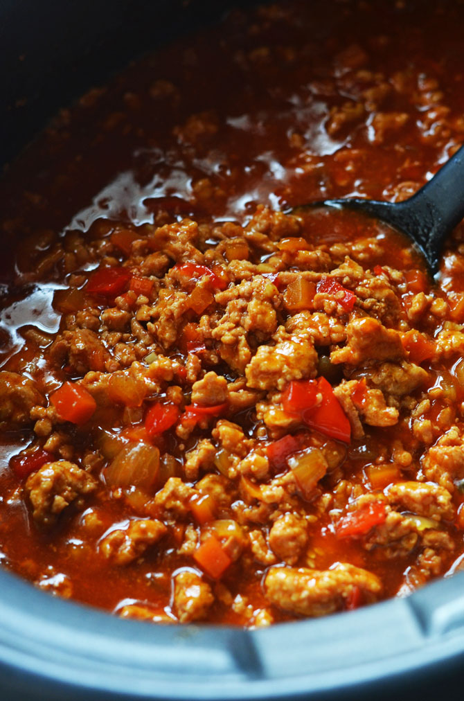 Slow Cooker Korean Sloppy Joes. This summer-friendly dish is just as easy as it is delicious. | hostthetoast.com