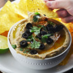"Jalapeno Pinto Bean ""Hummus"""