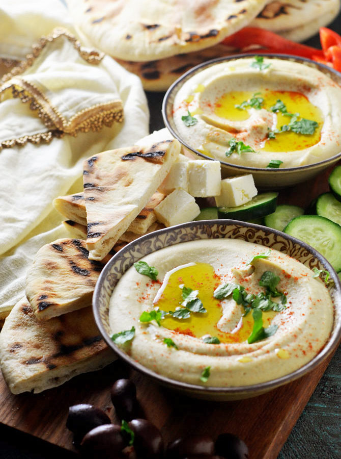 Michael Solomonov's Perfect Hummus Tehina