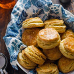 Ultra Flaky Buttermilk Biscuits