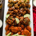 Baked Boneless Wings 4 Ways