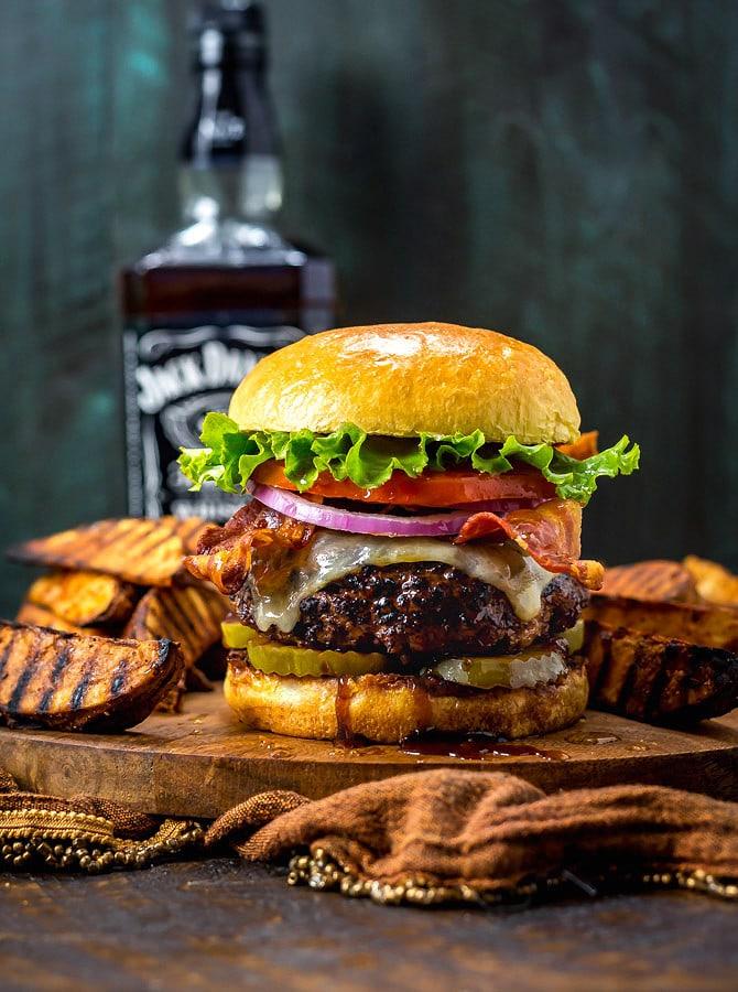 Jack Daniels Burgers