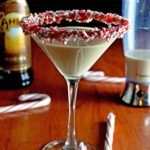 Peppermint Mocha White Russian Martinis