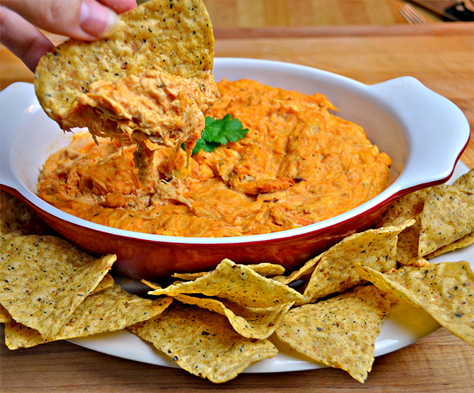Buffalo Chicken Dip Host The Toast