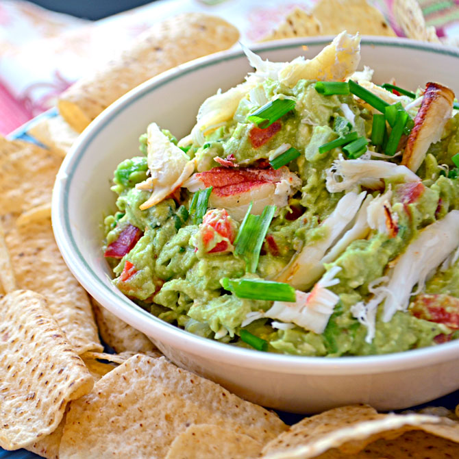 Crab Guacamole (The 4 Best Guacamole Recipes)