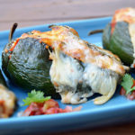 Mexican Stuffed Peppers (Chorizo-Stuffed Poblanos)