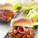Slow Cooker Korean Sloppy Joes