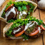 Homemade Falafel (Pan-Fried or Baked)