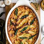 Make-Ahead Mashed Potato Casserole