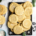 The Best Soft and Chewy Sugar Cookies