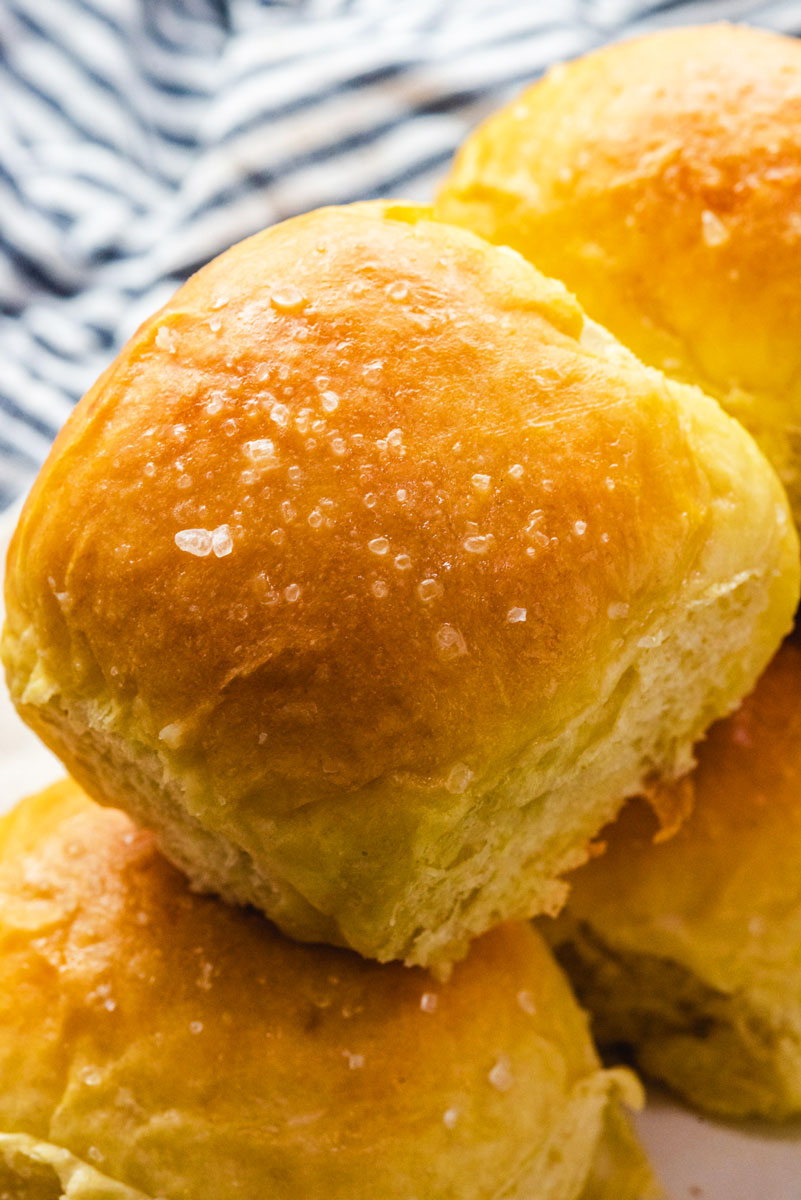 These melt-in-your-mouth dinner rolls will be the softest, most delicious rolls you'll ever sink your teeth into. The secret to rolls so irresistible that they'll outshine any main dish served alongside them? Tangzhong!